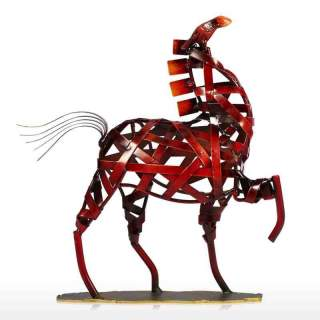 FIGURINE CHEVAL D'ART