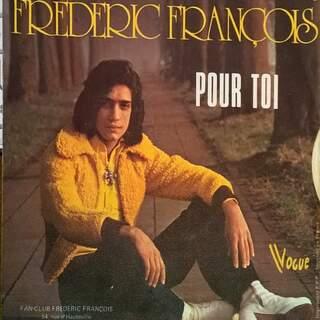 45 TOURS FREDERIC FRANCOIS