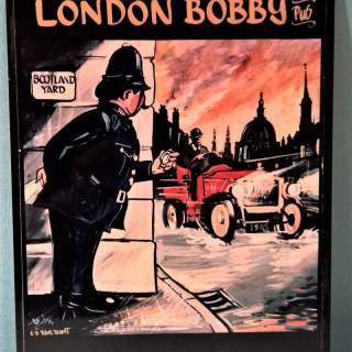 THE LONDON BOBBY