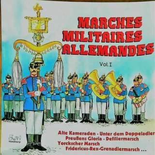 MARCHES MILITAIRES ALLEMANDES VOL.1