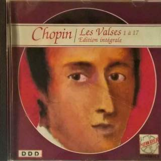 CHOPIN LES VALSES