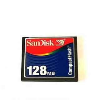 CARTE SD SANDISK 128 MB